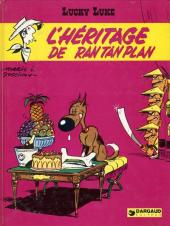 Lucky Luke -41- L'Héritage de Rantanplan