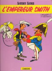 Lucky Luke -45'- L'empereur Smith