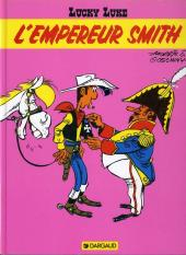 Lucky Luke -45b97- L'Empereur Smith