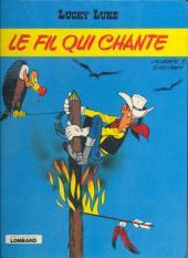 Lucky Luke -46'- Le fil qui chante
