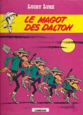 Lucky Luke -47'- Le magot des Dalton