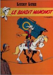 Lucky Luke -48FL- Le bandit manchot
