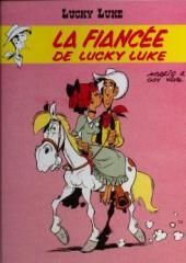 Lucky Luke -54FL- La fiancée de Lucky Luke