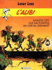 Lucky Luke -58- L'alibi