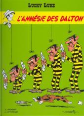 Lucky Luke -60FL- L'amnésie des Dalton