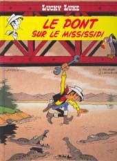 Lucky Luke -63FL- Le pont sur le Mississipi