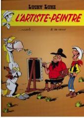 Lucky Luke -69FL- L'artiste peintre