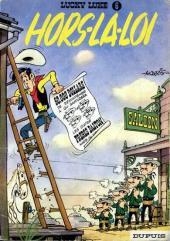 Lucky Luke -6d1978- Hors-la-loi