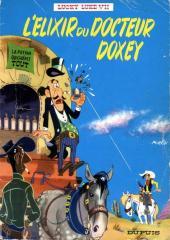 Lucky Luke -7b72- L'élixir du docteur Doxey