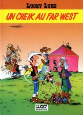 Lucky Luke (Pub et Pastiches) -Esso- Un cheik au Far West