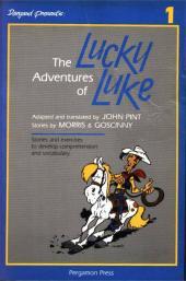 Lucky Luke (en anglais) -1- The Adventures of Lucky Luke