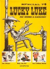 Lucky Luke (Intégrale Dupuis/Dargaud) -7a- Spécial 7 *