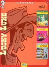 Lucky Luke (Intégrale Dupuis/Dargaud) -14- L'intégrale 14
