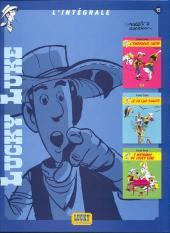 Lucky Luke (Intégrale Dupuis/Dargaud) -15- L'intégrale 15