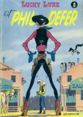 Lucky Luke (Pub et Pastiches) -8Pub- Lucky Luke et Phil Defer