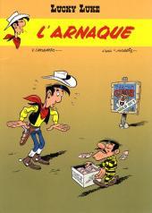 Lucky Luke (Pub et Pastiches) -Pub- L'Arnaque