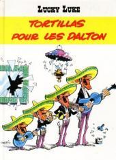Lucky Luke (Pub et Pastiches) -31Esso- Tortillas pour les Daltons