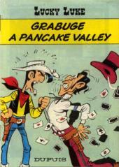 Lucky Luke (Pub et Pastiches) -Fleurus- Grabuge à Pancake Valley