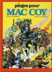 Mac Coy -3d- Pièges pour Mac Coy