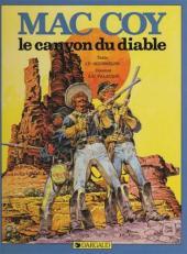 Mac Coy -9c- Le canyon du diable