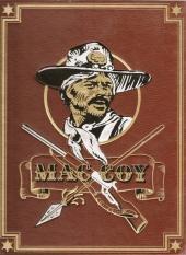 Mac Coy (Rombaldi) -3- Little Big Horn - Le canyon du diable - Fiesta à Durango - Camerone