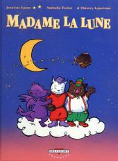 Madame la lune -1- Les semeurs d'étoiles
