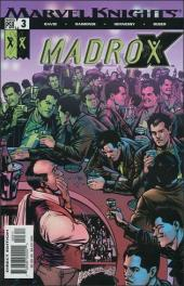 Madrox (2004) -3- Dead dirty pool