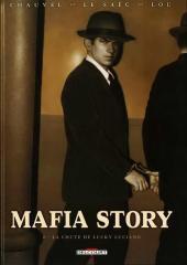 Mafia story -6- La Chute de Lucky Luciano