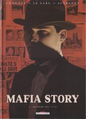 Mafia story -3- Murder Inc. {1/2}
