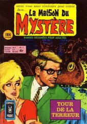 La maison du Mystère (Arédit) -2- Tour de la terreur