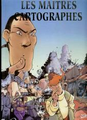 Les maîtres cartographes -INT2- Intégrale Tomes 3-4-5