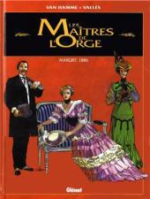 Les maîtres de l'Orge -2Pub3- Margrit, 1886
