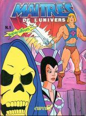 Maîtres de l'Univers (Spécial) -HS1- Le piège de Skeletor