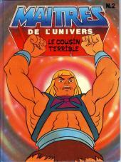 Maîtres de l'Univers (Euredif) -2- Le Cousin terrible