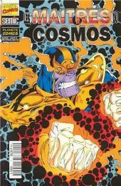 Planète Comics (1re série) -1- Les Maîtres du cosmos 1
