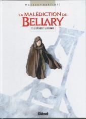 La malédiction de Bellary -3- Le bâtard et la colombe