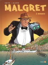 Malgret -2- Malgret à Monaco