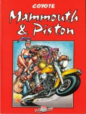 Couverture de Mammouth & Piston -1- Tome 1