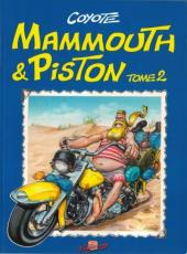 Couverture de Mammouth & Piston -2- Tome 2