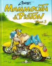 Couverture de Mammouth & Piston -3- Tome 3