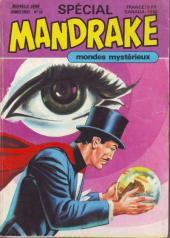 Mandrake (4e Série - Remparts) (Spécial - 2) -10- Taupe et Cobra et le cube de cristal