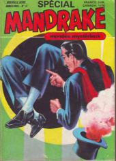 Mandrake (4e Série - Remparts) (Spécial - 2) -11- Le grand requin