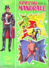 Mandrake (3e Série - Remparts) (Spécial - 1) -82- Le voleur invisible