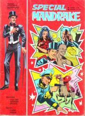 Mandrake (3e Série - Remparts) (Spécial - 1) -88- L'ile des hommes éteints