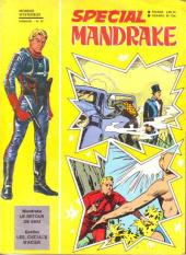 Mandrake (3e Série - Remparts) (Spécial - 1) -97- Le retour de saki