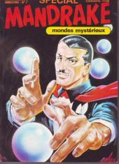 Mandrake (4e Série - Remparts) (Spécial - 2) -7- Dangereux docteur Ox