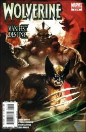 Wolverine: Manifest Destiny (2008) -2- Black dragon death squad to the edge of panic