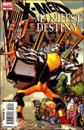 X-Men: Manifest Destiny (2008) -3- Manifest destinity part 3