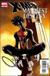 X-Men: Manifest Destiny (2008) -4- Manifest destinity part 4