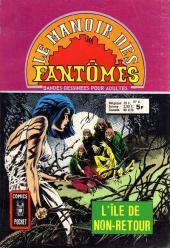 Le manoir des fantômes (1re série - Arédit - Comics Pocket)  -6- L'île de non-retour